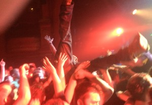 Neds Crowd Surf